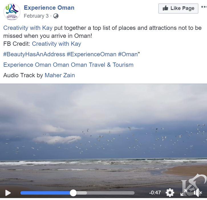 Experience Oman (Oman Tourism Authority)