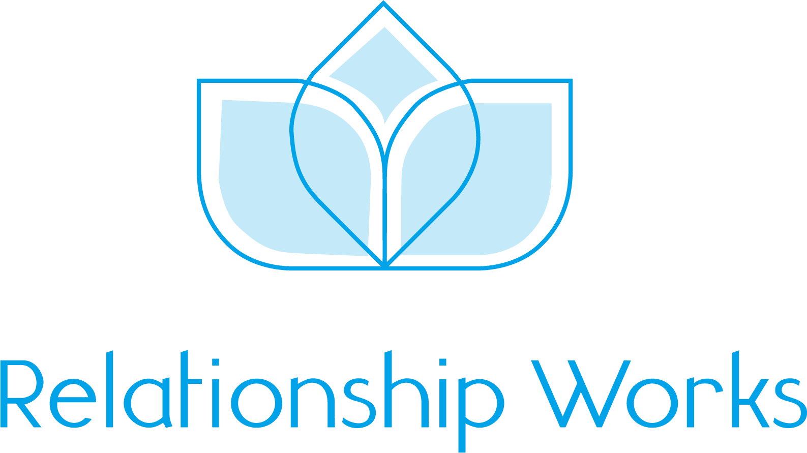 Relationship Works Logo Central Coast Counselling SImon Coutts-Bain BLUE6A.png