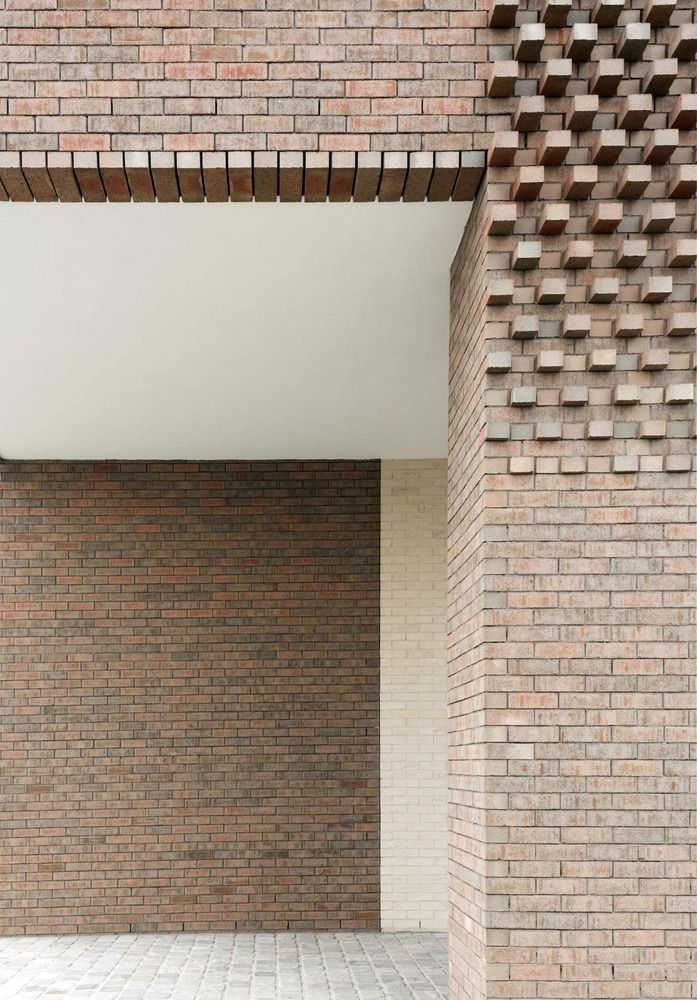 Image 14 of 26 from gallery of Westkaai Towers 5 & 6 _ Tony Fretton Architects_ Photograph by Peter Cook.jpg