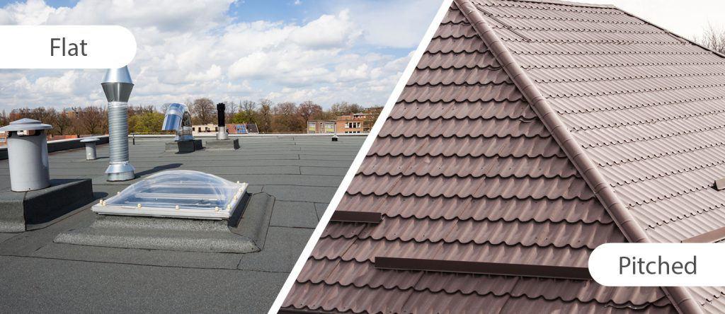 Flat Roof Vs Pitched Roof Which Is Best For You A9 Architecture Ltd