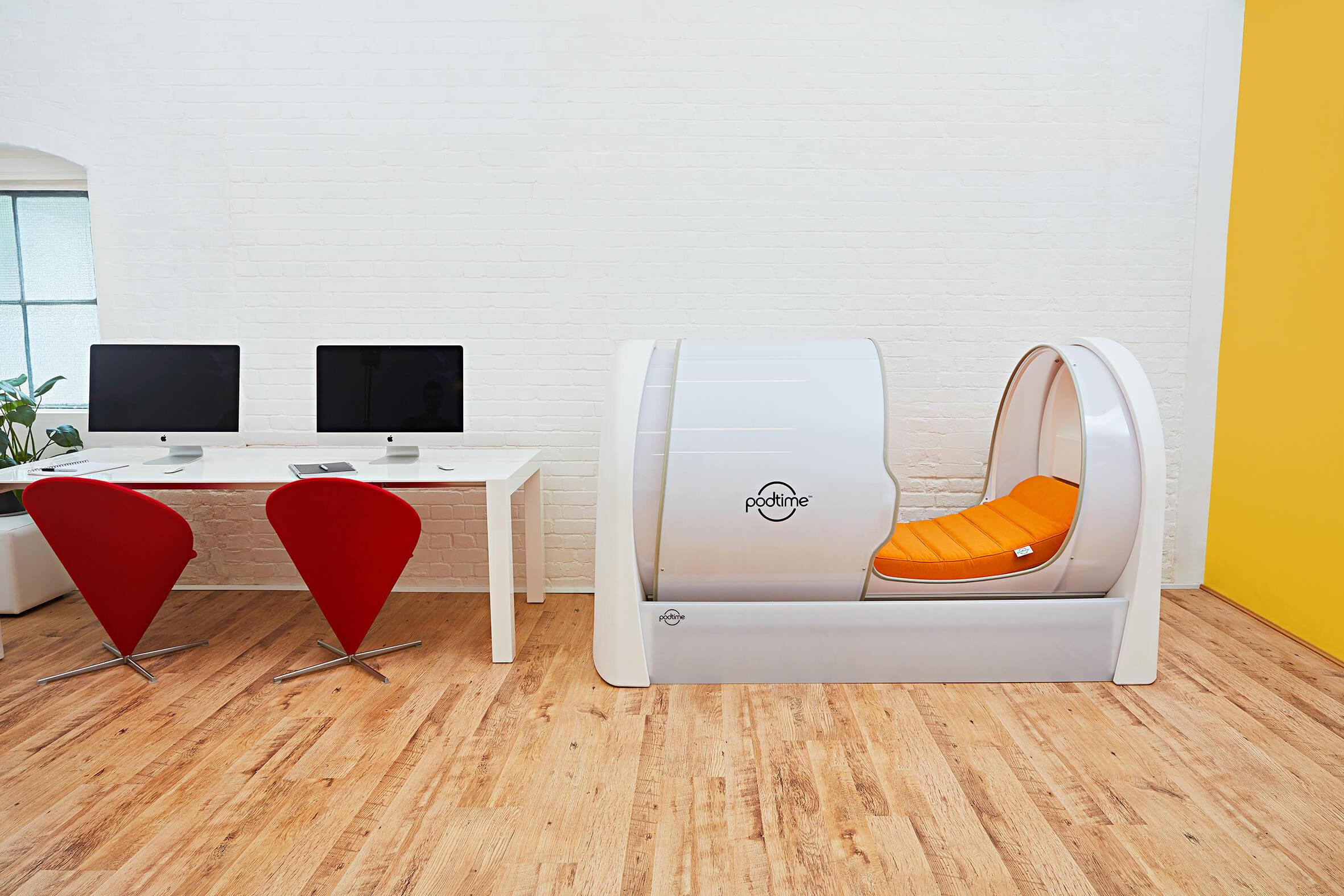 Podtime Premium Sleep Pod - Office Location