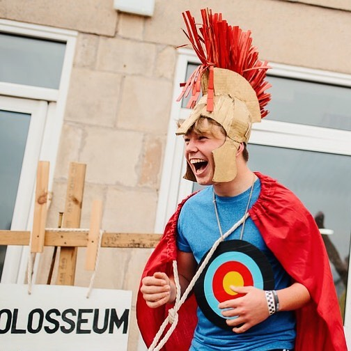 Salve Citizens! Delighted that we've received support to develop our colossal Roman! playscape from the Mick Aston Archaeology Fund 🔺#RomanGames 🔺#PlayForAll 🔺#ArchaeologyForAll 🔻#PlayOn 🔺#Archaeology