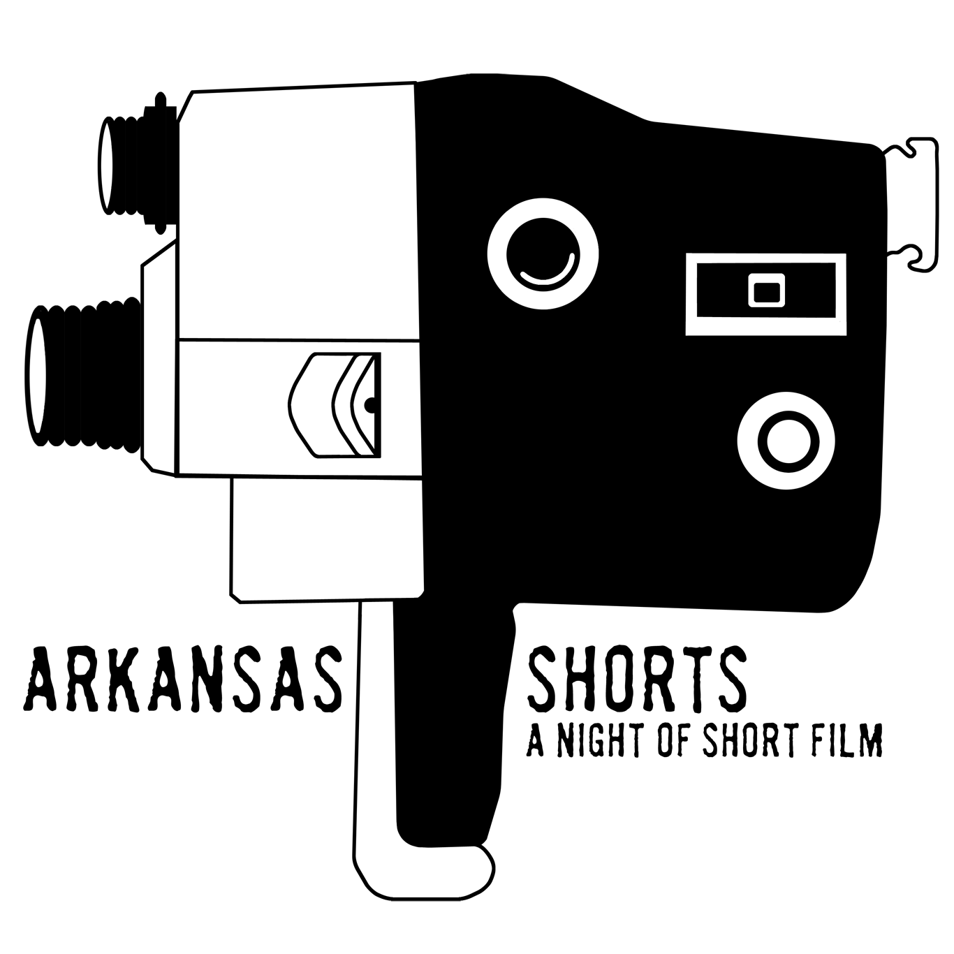 Arkansas Shorts: A Night of Short Film logo