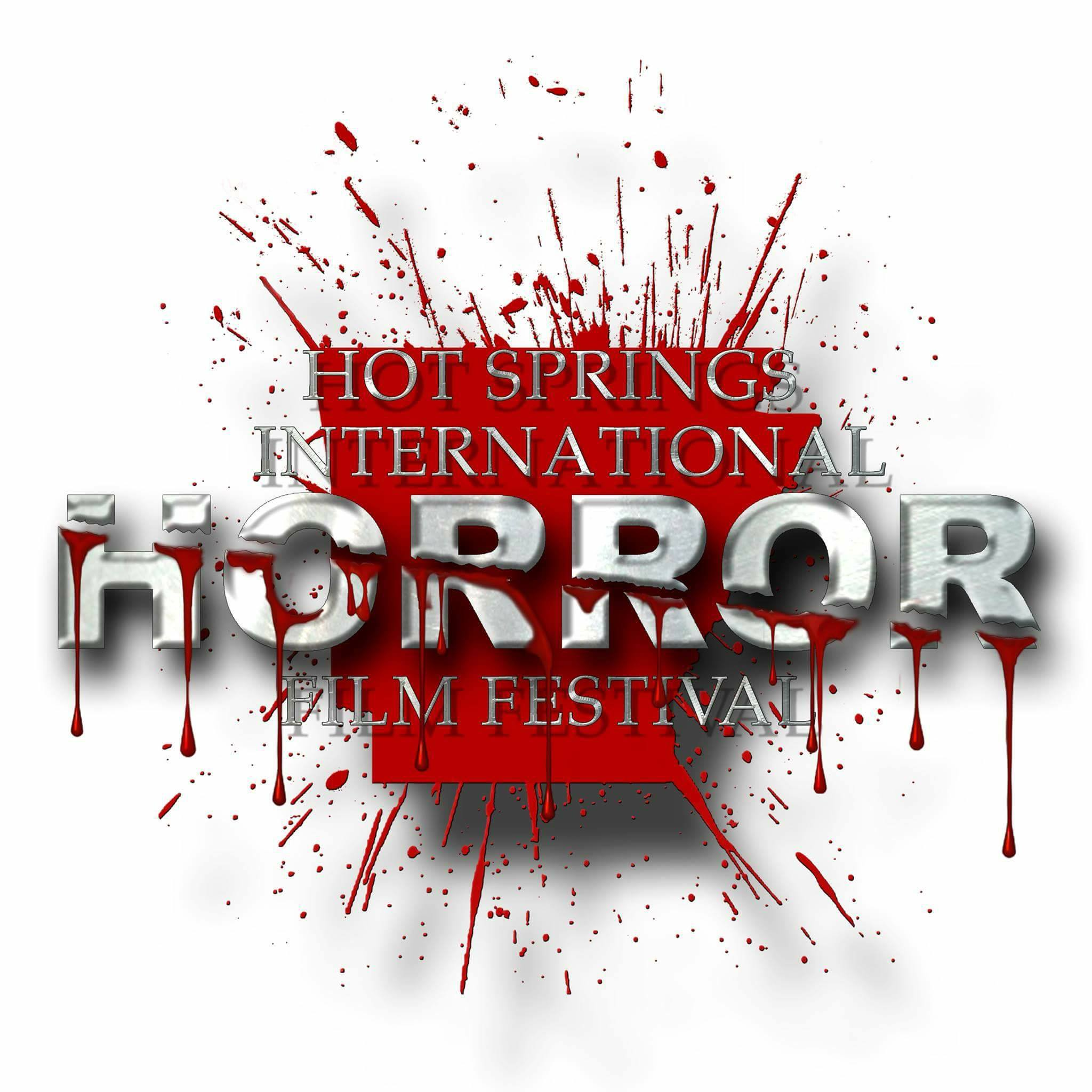 Hot Springs International Horror Film Festival logo
