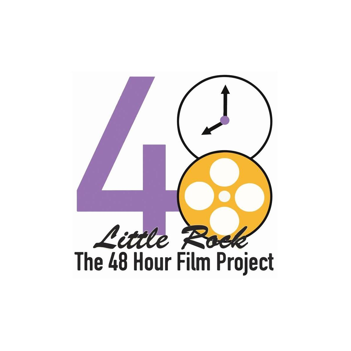 Little Rock 48 Hour Film Project logo
