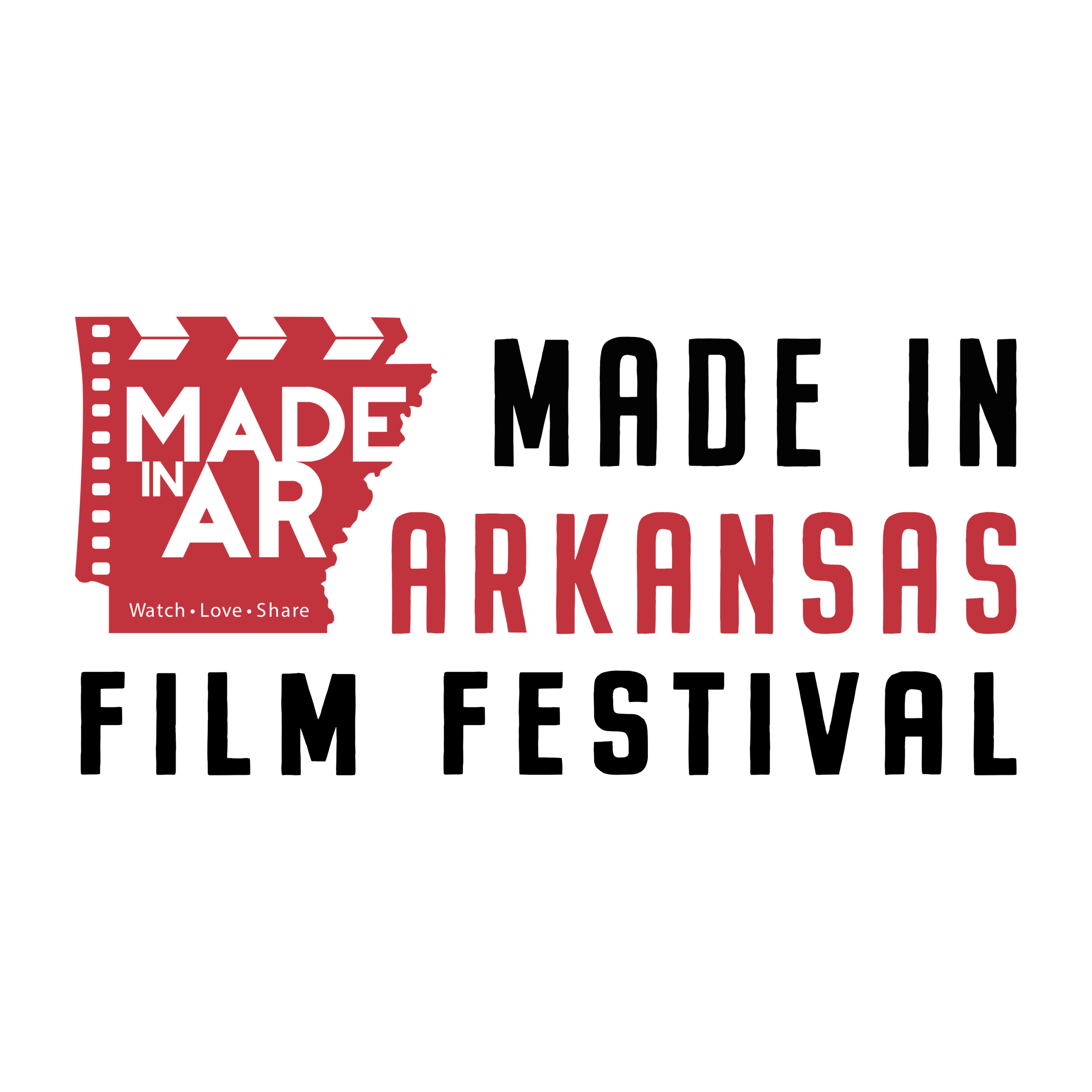 Made in Arkansas Film Festival logo