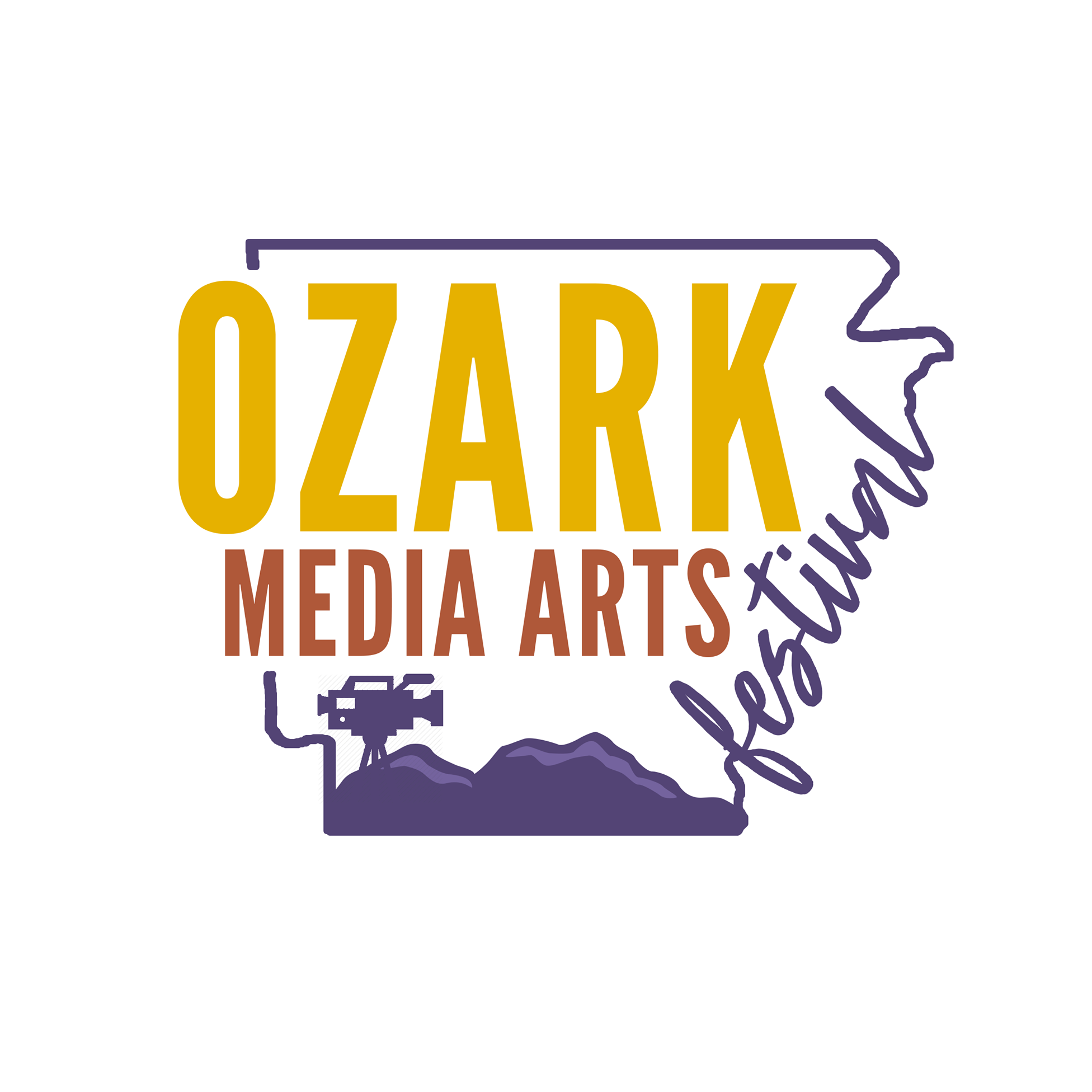 Ozark Media Arts Festival logo