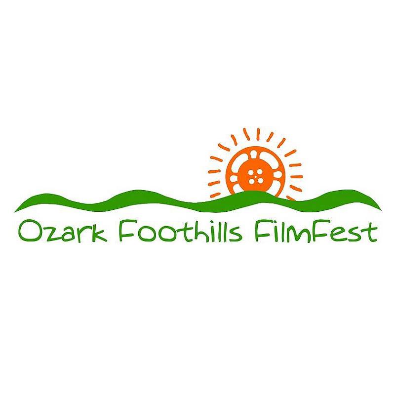 Ozark Foothills FilmFest logo