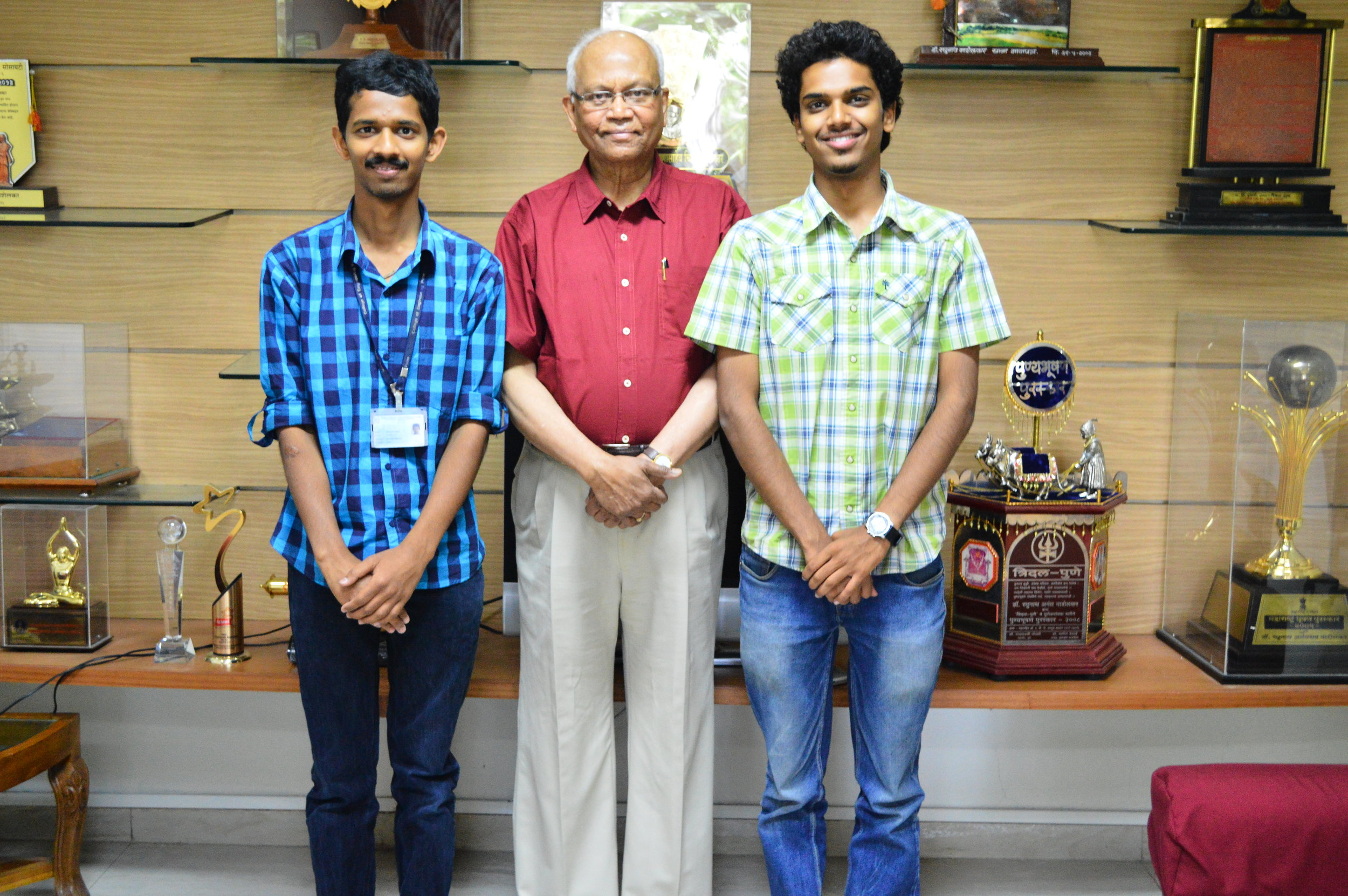 Dr. Raghunath Mashelkar (India's one of the most eminent scientists)