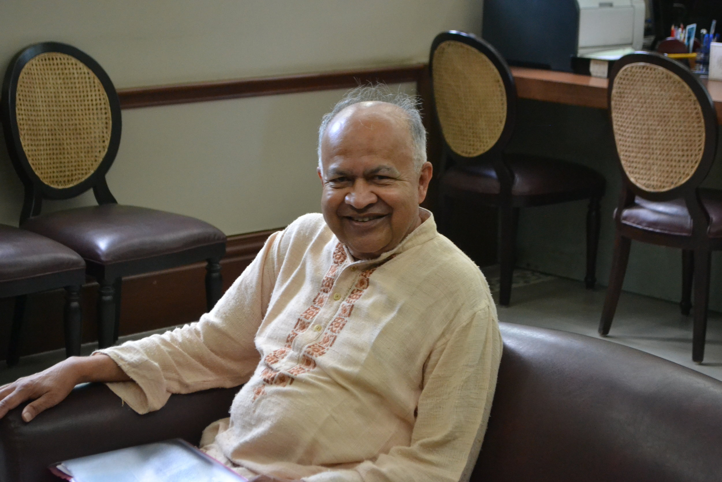 Dr. Jayant Naralikar (great astrophysicist)