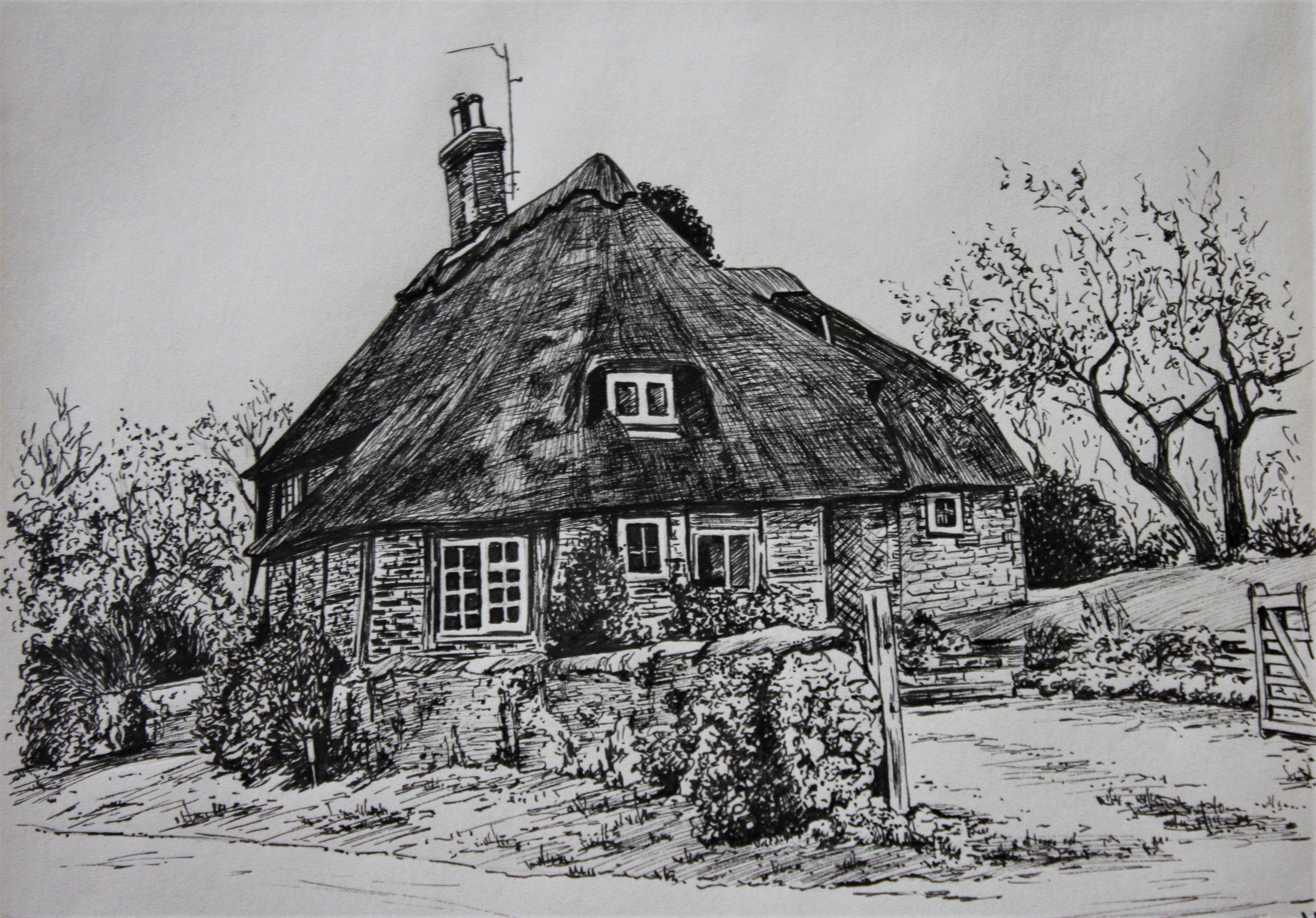 Cottage at Bignor