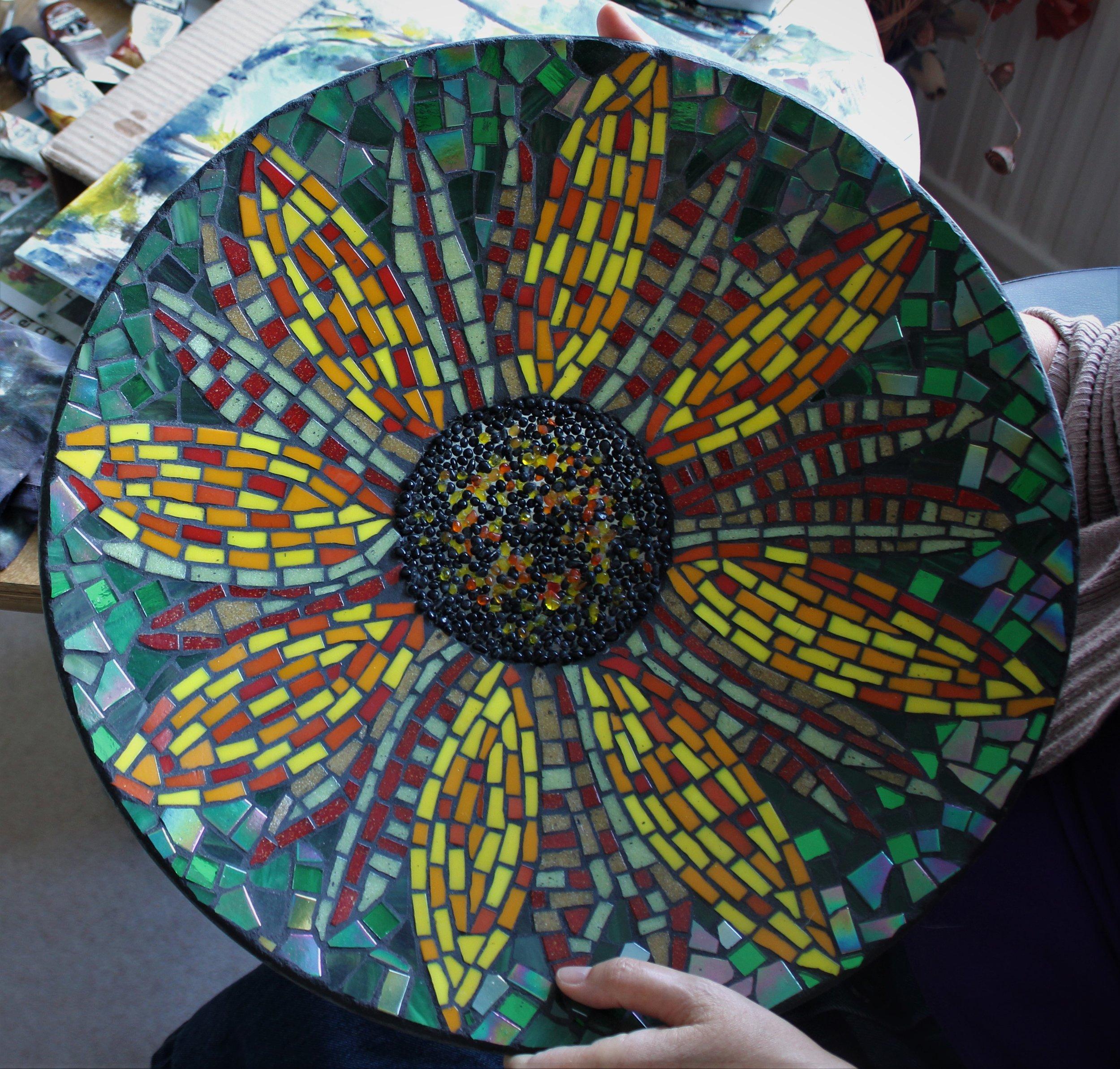 The Sunflower Bowl