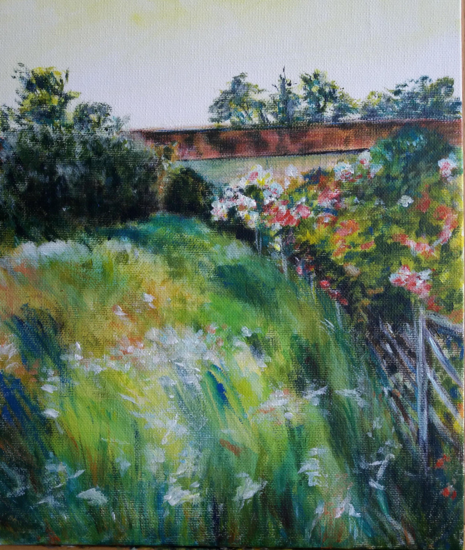 Midhurst garden