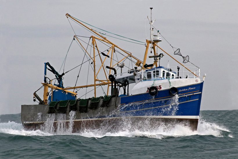 GOLDEN FLEECE N185   Type: Wooden Hull Trawler  Size: 13.9m  Built: 1975; Fraserburgh
