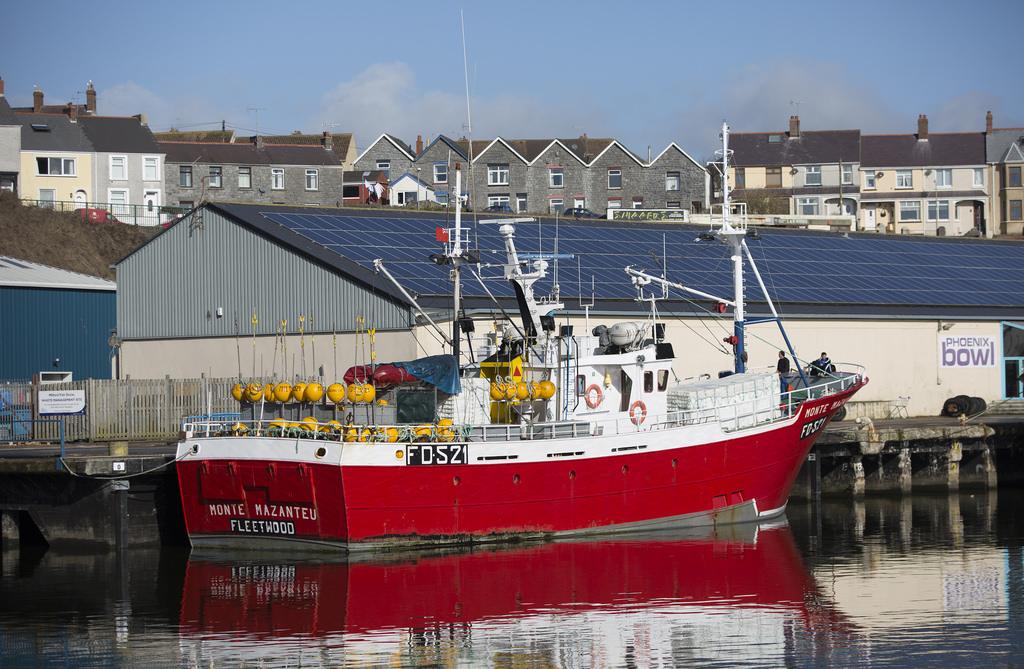 MONTE MAZANTEU FD521   Type: Metal Hull Trawler  Size: 27.3m  Built:1989