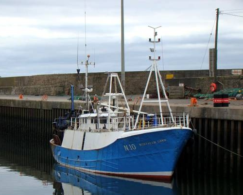 NORTHERN DAWN N10   Type: Metal Hull Trawler  Size: 20.5m  Built: 1969; France