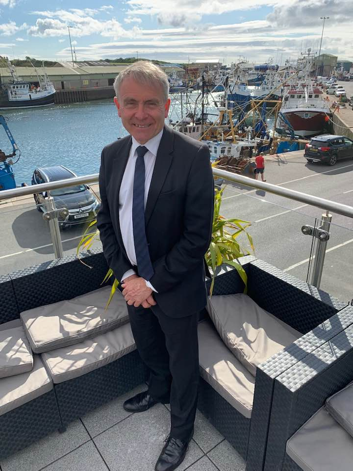 UK Fisheries Minister on visit to local fishing industry   POSTED: 05/07/2019  Robert Goodwill MP was appointed UK Fisheries Minister on 5th March this year, so his visit to South Down less than four months into his new role emphasised the importance of Northern Ireland's fishing industry.  Whilst recording his support for remain in the Brexit referendum, Mr. Goodwill told local fishing industry representatives that he was committed to delivering a Brexit deal for UK's fishermen that would …