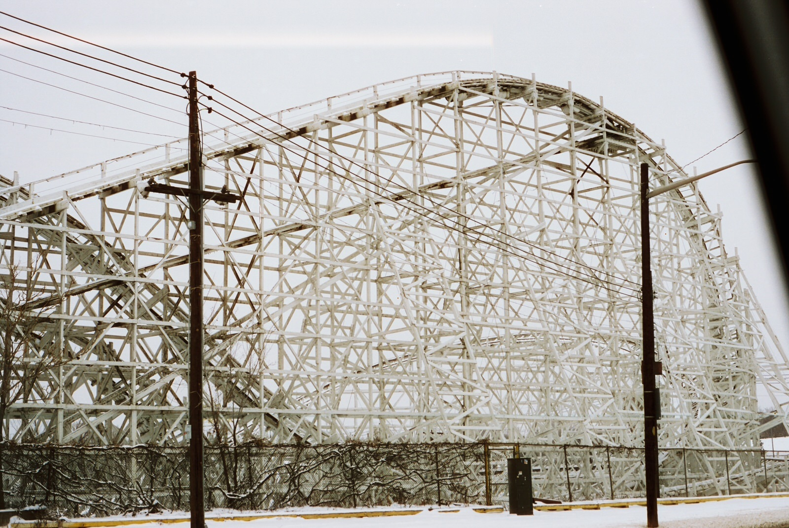 Lakeside Roller Coaster