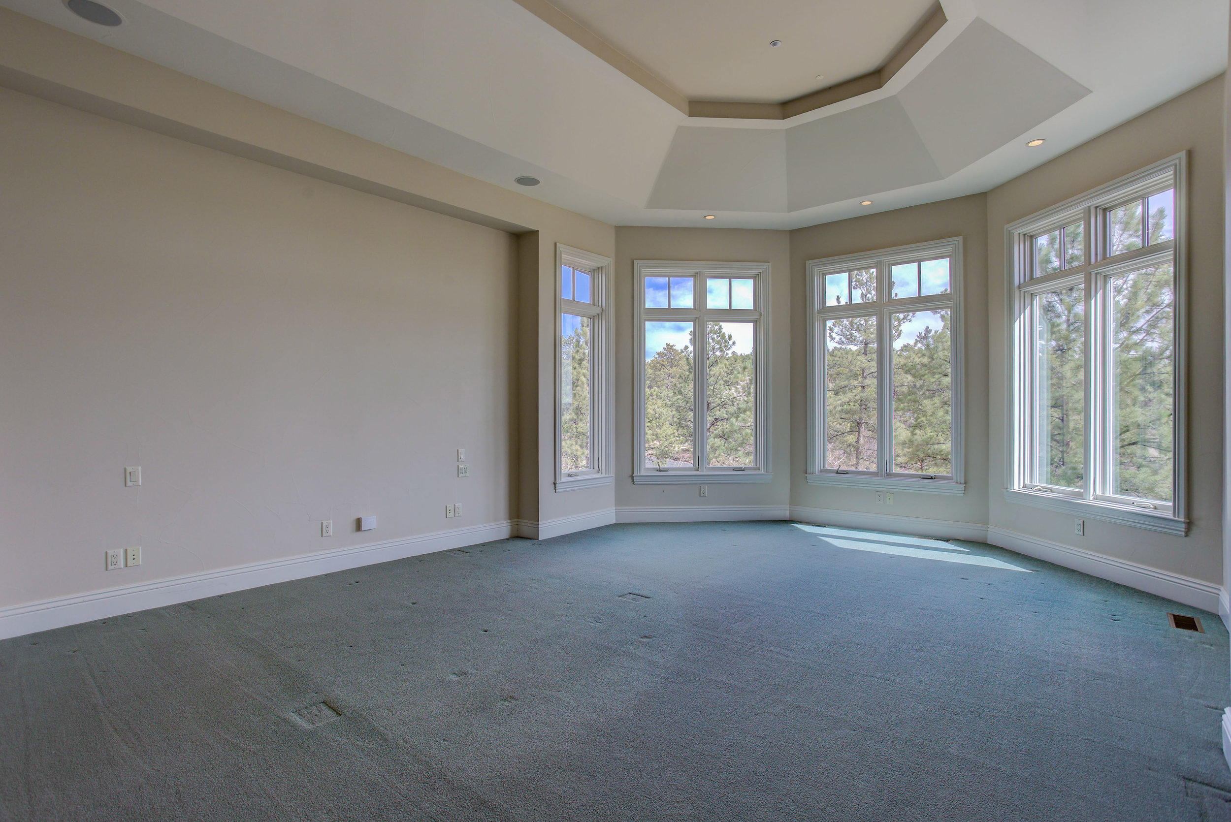 Master Bedroom - Start