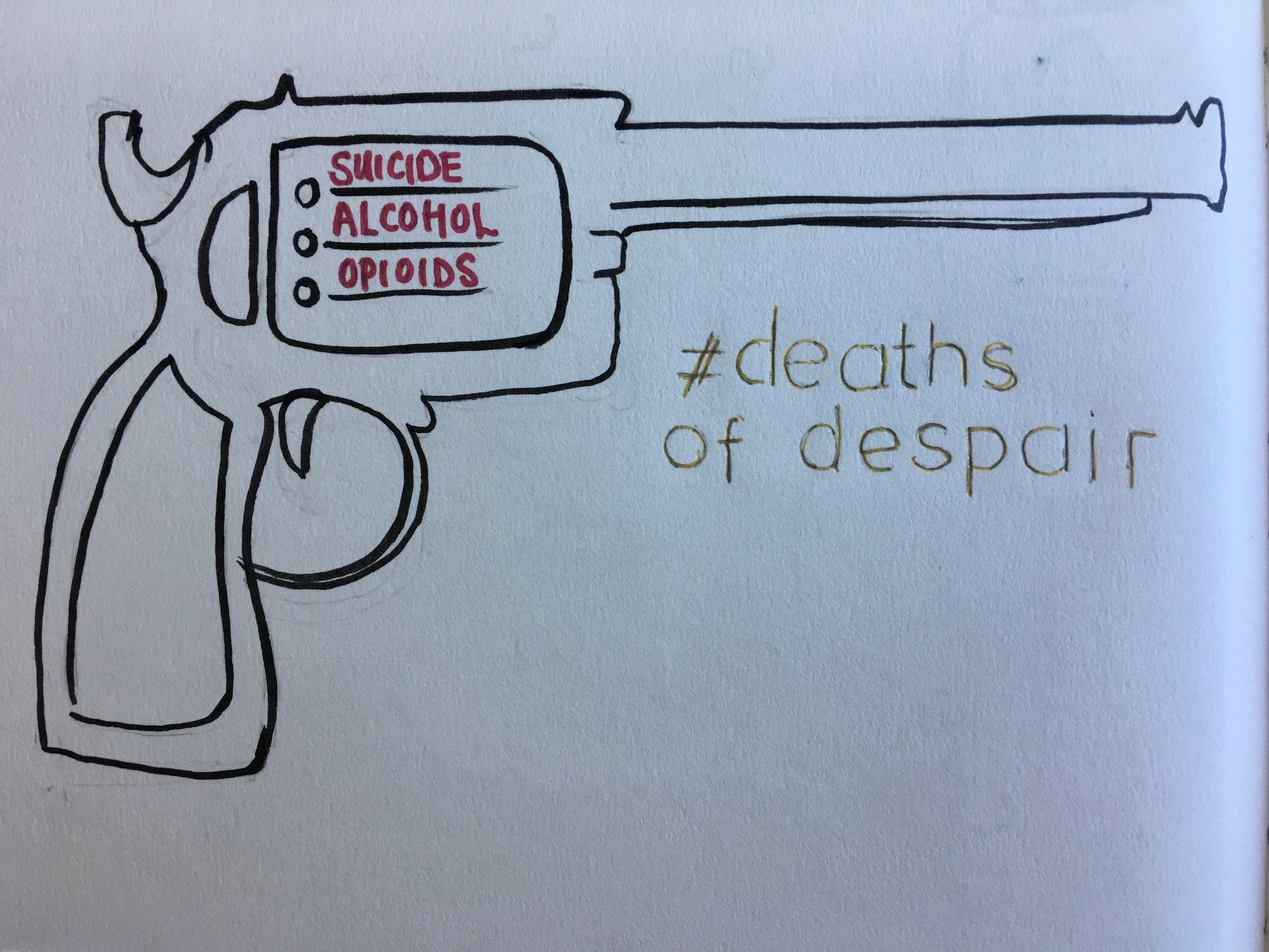 Deaths of Despair (2019)