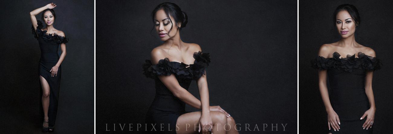 Elegant feminine portraits by Oakville photography studio LivePixels.jpg