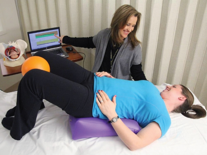 Pelvic Floor Therapy - What is Pelvic Floor Therapy? What can a physical therapist do to help? What can I expect from my visit?LEARN MORE