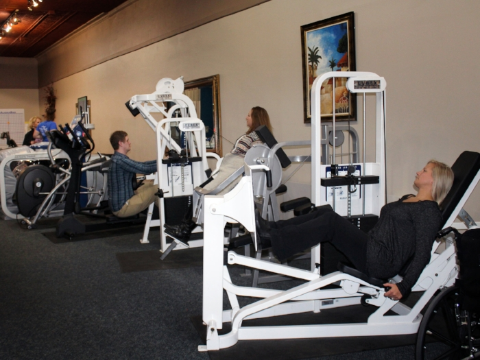 State of the Art Gym - At In Touch Physical Therapy our gym includes all the equipment for your rehabilitation and exercise needs.LEARN MORE