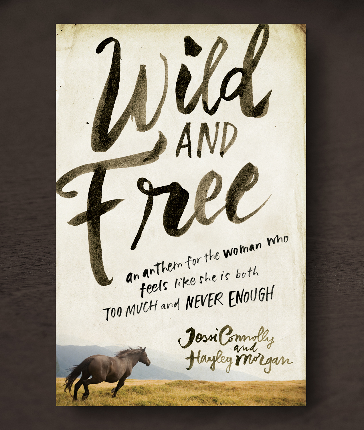 Wild And Free Book Cover Juicebox Designs