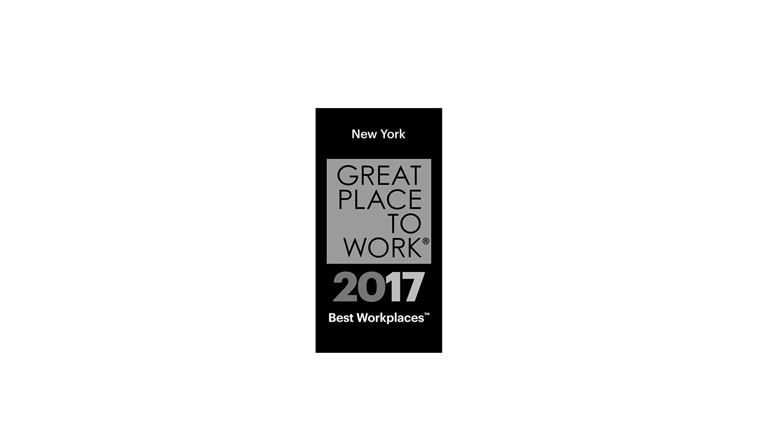 #17, Best Places to Work in NYC: Small and Medium-Sized Companies -