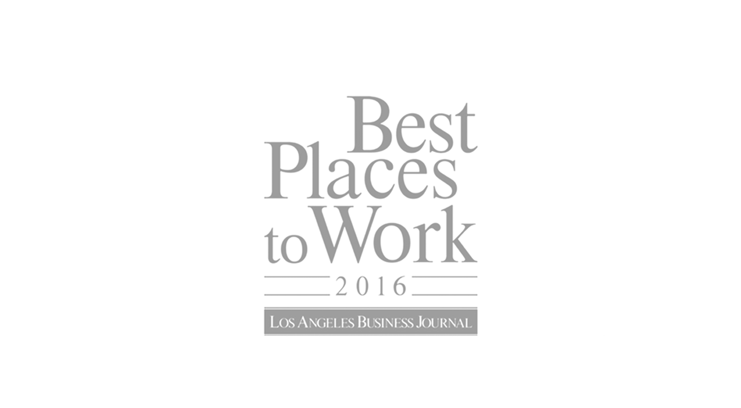Best Places to Work in LA: Medium-Sized Employer -