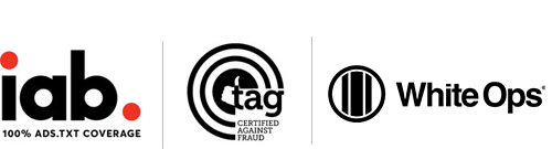 Kargo certified by White Ops, TAG, iab