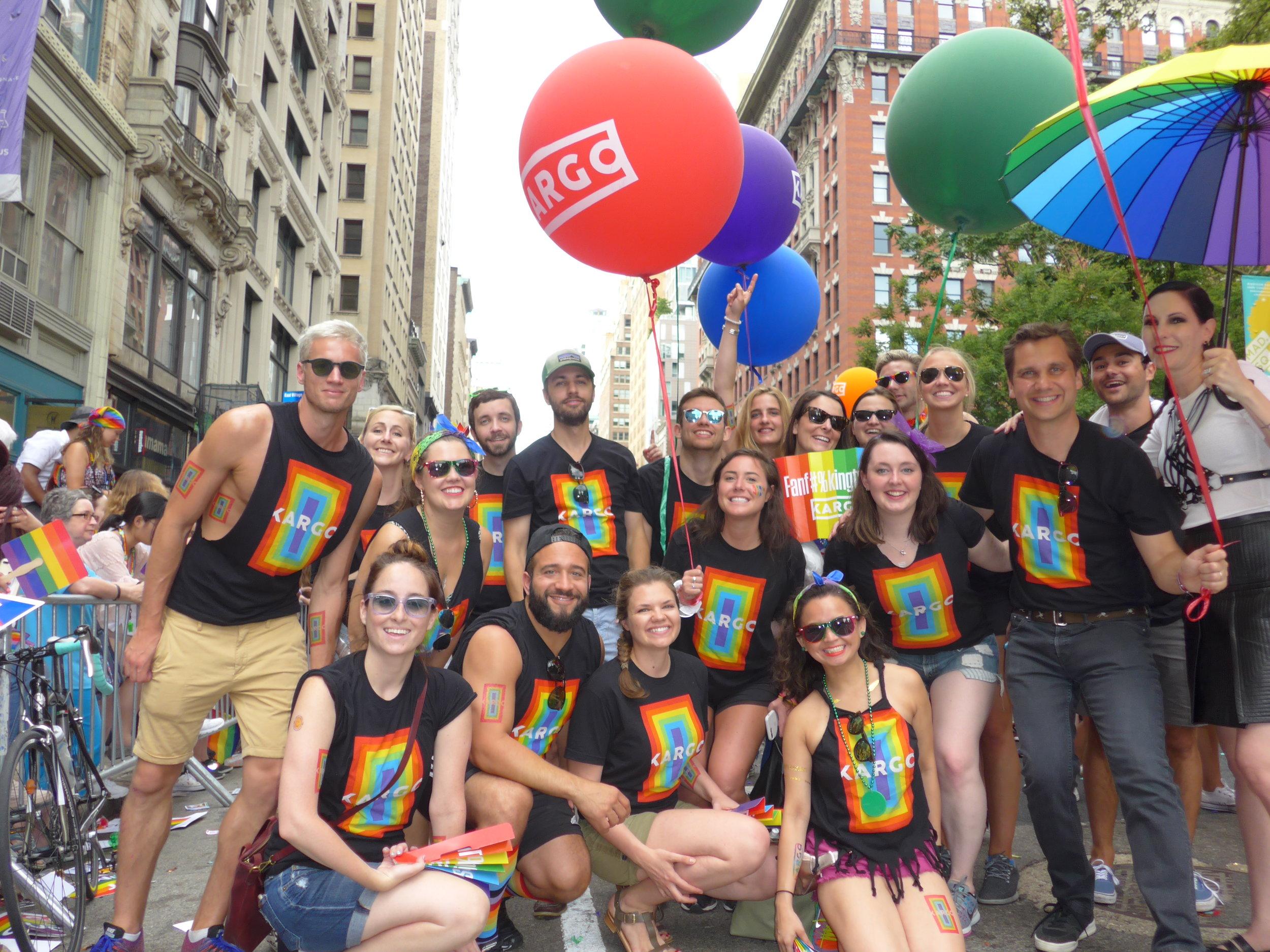 Kargo Pride Day