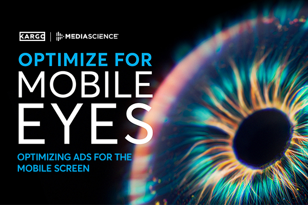 Learn how simple creative enhancements to mobile ads can increase awareness & favorability -