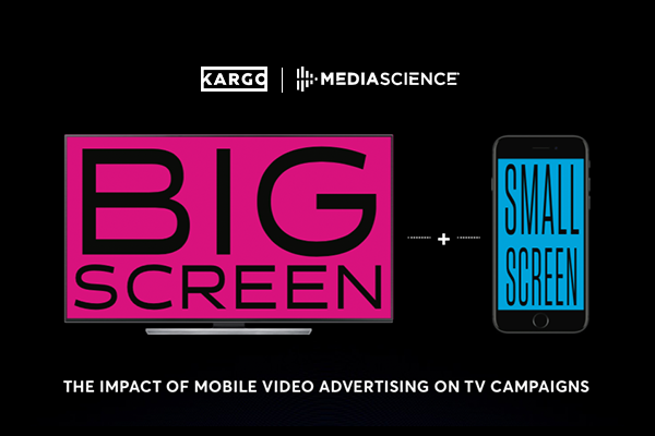 Understand the value that comes with adding mobile video advertising to your TV campaign -