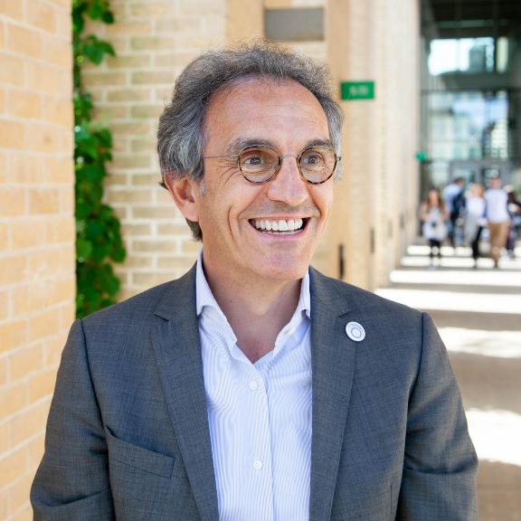 Bruno Roche - 玛氏首席经济师和玛氏智库常务董事