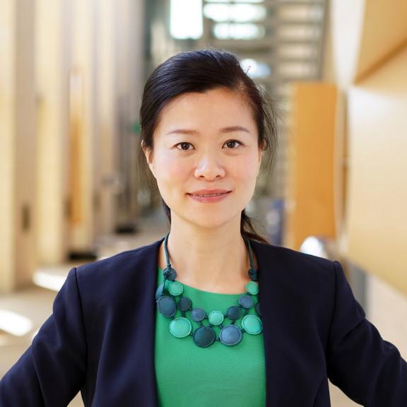 Lynda Chen - 项目总监——传播
