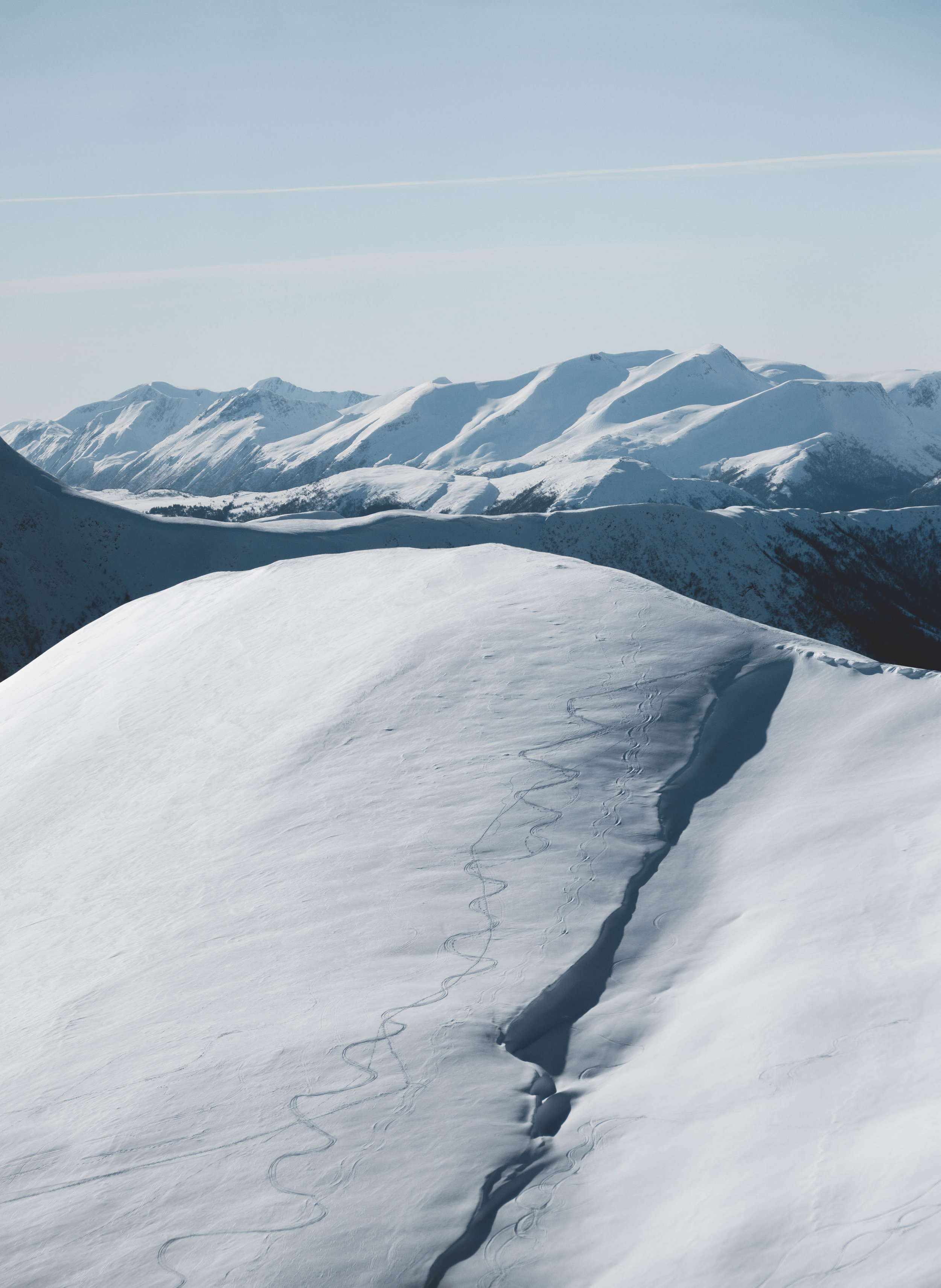 Photo: Anna Henriksson,  Sunnmøre Norvège