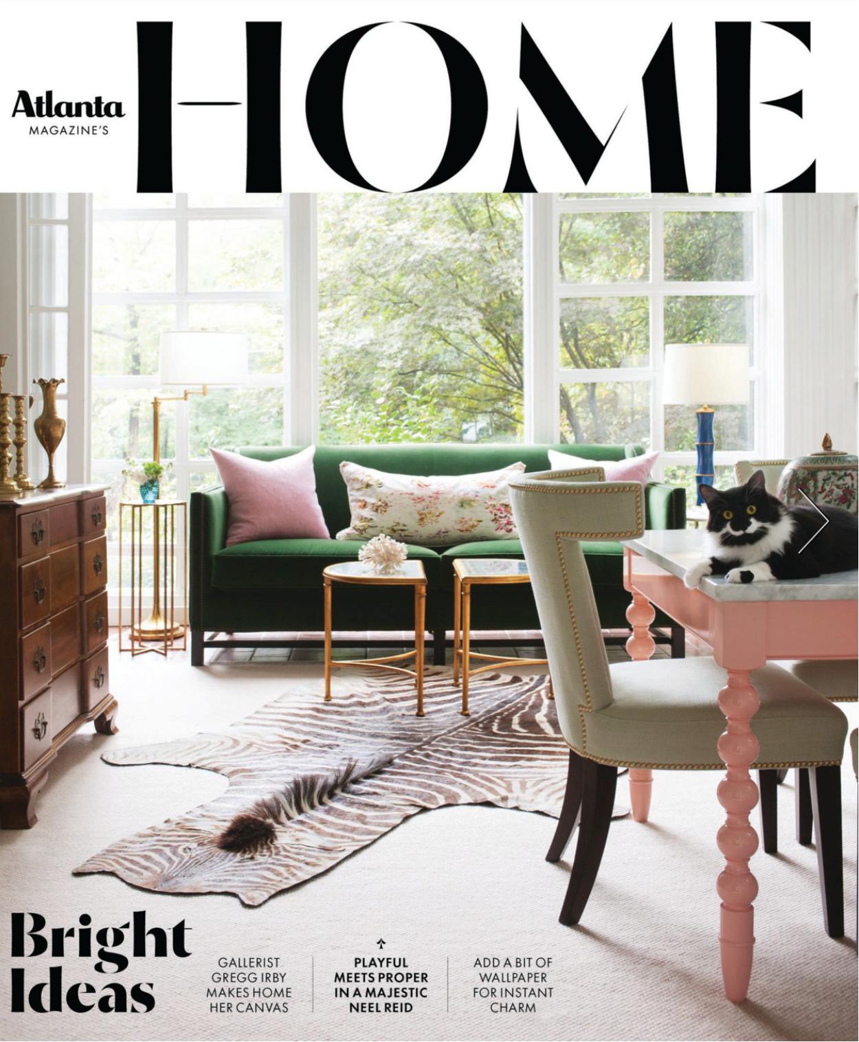 Atlanta Home Magazine Spring 2019