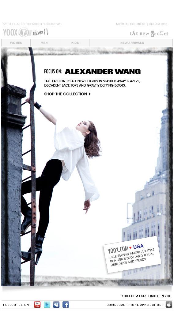 Alexander Wang Email