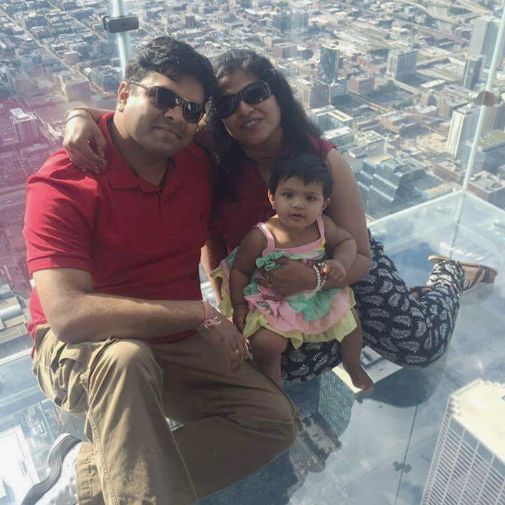 The Agrawal Family