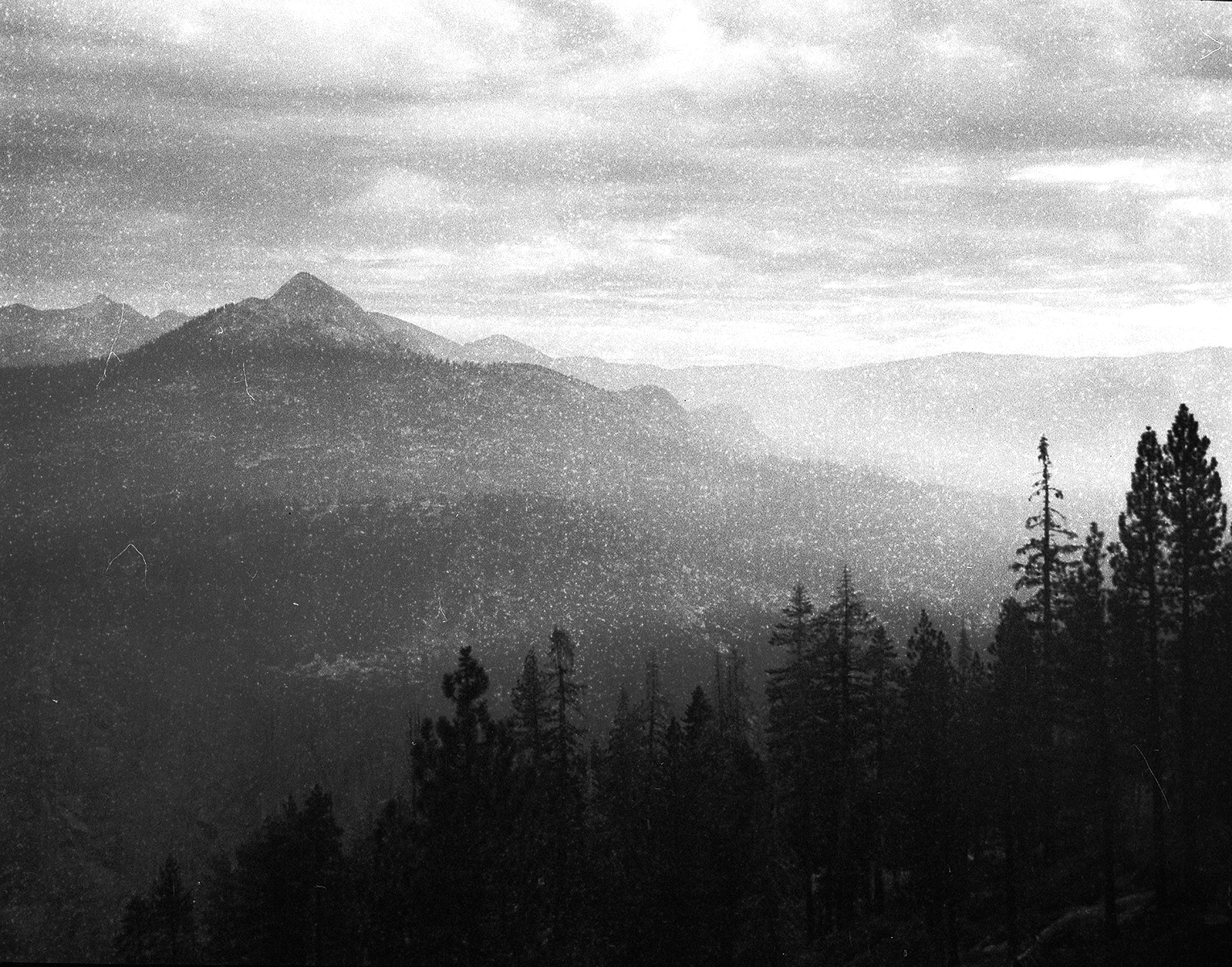 Yosemite Valley - SFX 200