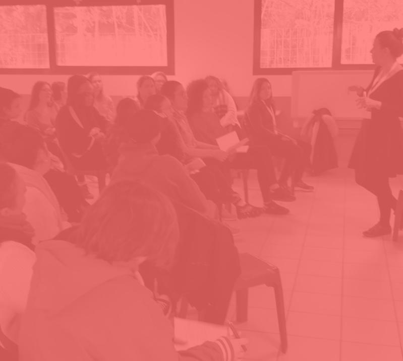 Engagées : un séminaire d'empowerment pour de jeunes apprenties - Action portée par le CERFAL