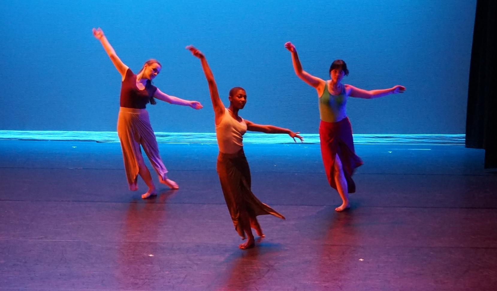 Modern Dance -
