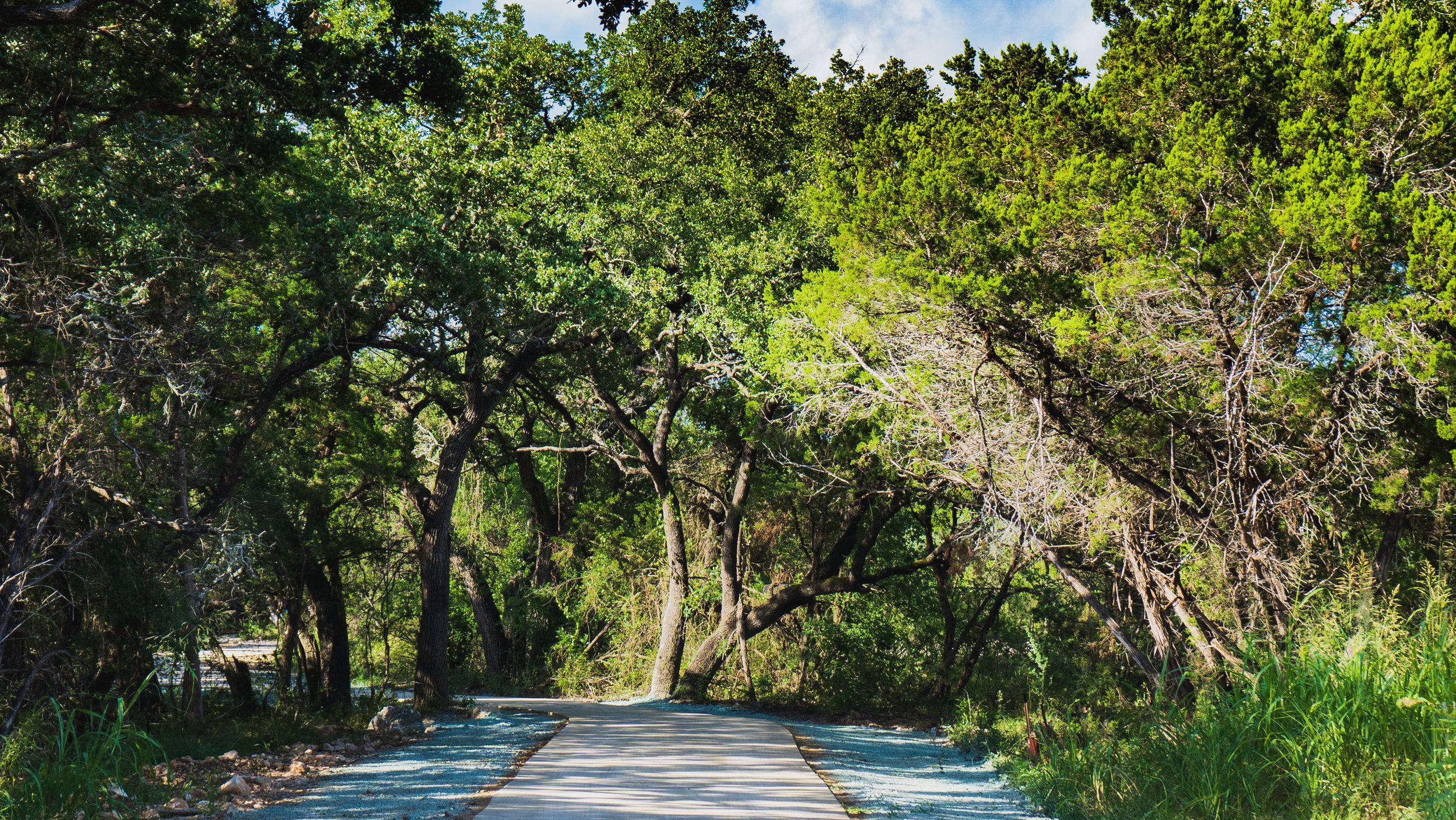 Salado Creek Trails