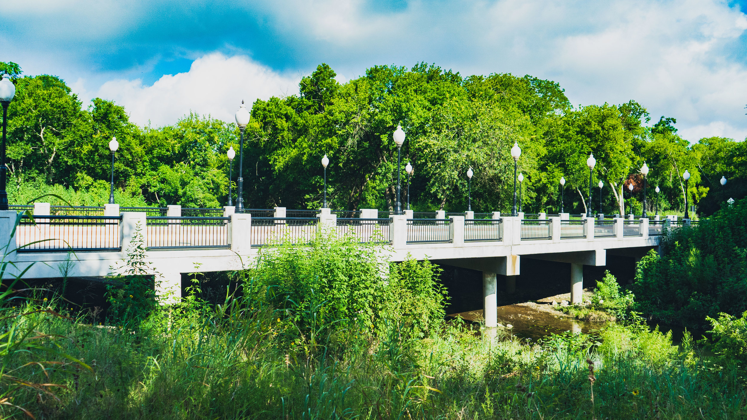 Martin Luther King Park Bridge