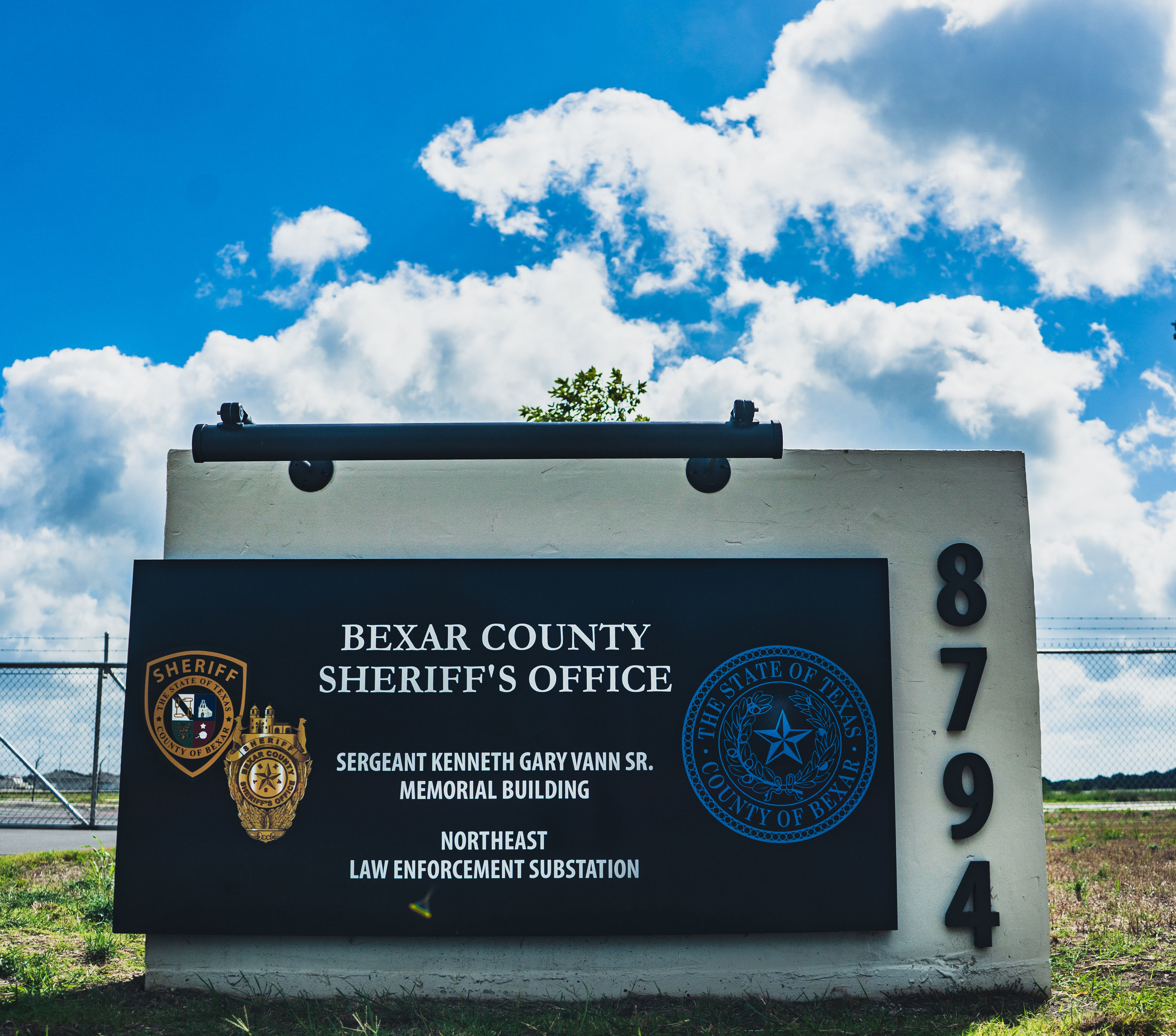 Bexar County Sheriff's Sub-station
