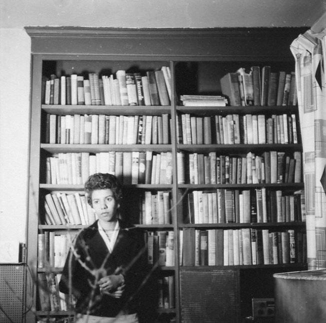 Playwright Lorraine Hansberry, image source Lorraine Hansberry Literary Trust