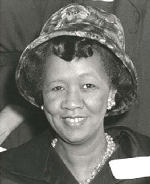 """On the blog now """"Half A Century's Fight For Freedom: The Lasting Career of Dorothy Height"""". Dorothy Height was one of the most influential activist in the Civil Rights Movement and Women's Rights Movement. Throughout her career Height was sought out for her organizing skills by historical heavy hitters like Eleanor Roosevelt, Dwight D. Eisenhower, and Lyndon B. Johnson. She was one of the only female chief organizers at The March On Washington for Jobs and Freedom and she partnered with Feminist Shirley Chisholm, Gloria Steinem and many others to form the National Women's Political Caucus. Read all about her monumental accomplishments by clicking the link in the bio ✨ 📸: Wiki commons . . . . . . . . . . #ontheblog #womenleaders #womenorganizers #marchonwashington #martinlutherking #civilrights #womensrights #deltasigmatheta #nationalcouncilofnegrowomen #womenspoliticalcaucus #gloriasteinem #shirlychisholm #socialworker #activism #richmondva #rankinpennsylvania #harlemnewyork #dorothyheight"""