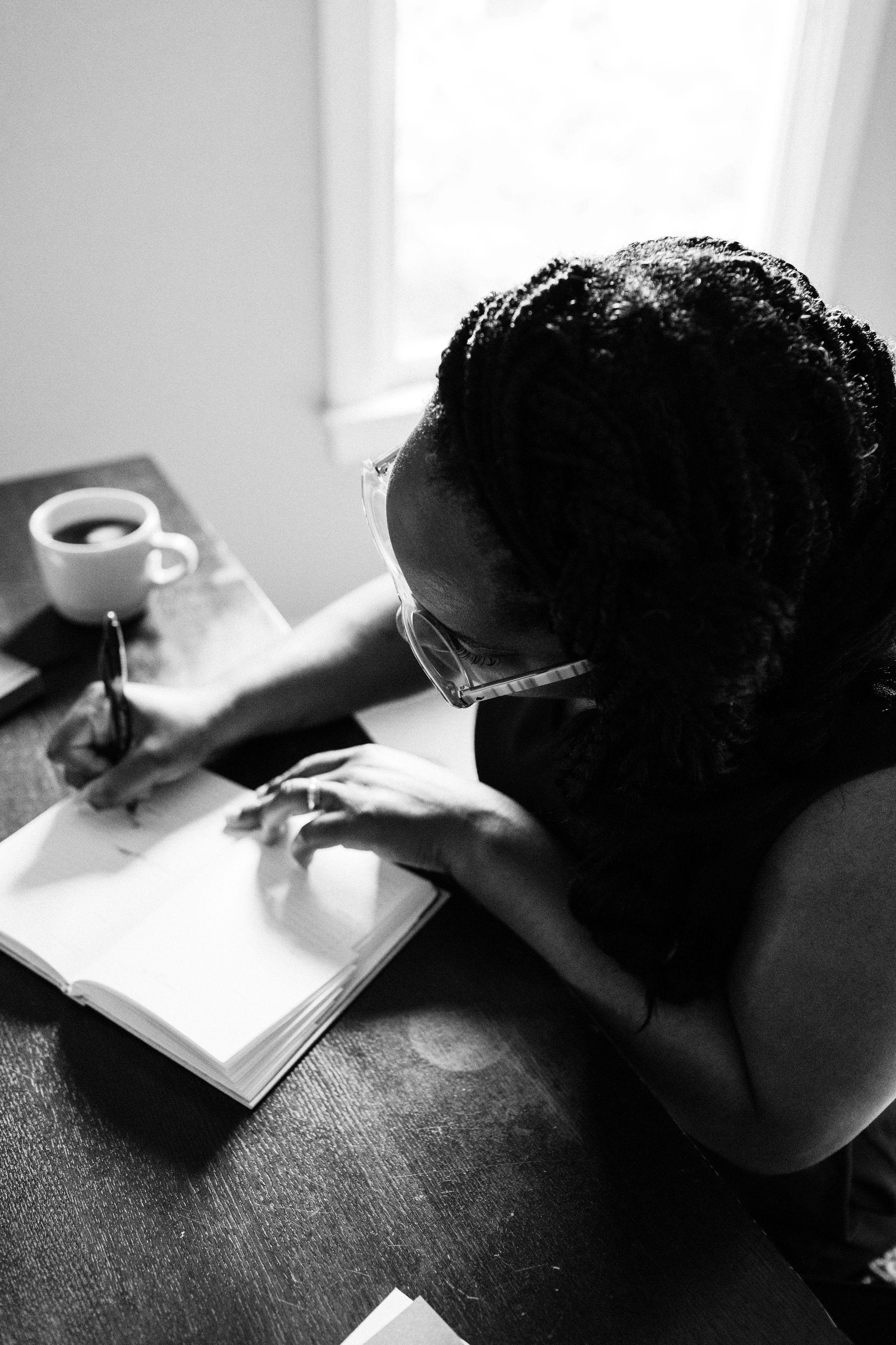 """""""When we make belonging a priority, we're choosing to see each other."""" - - @KrystleCobran"""