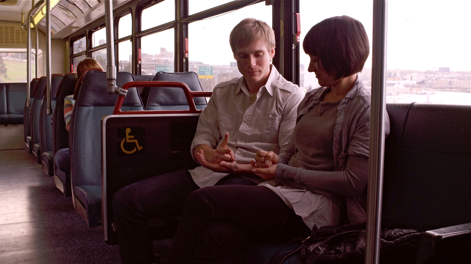 8 - Zachary Booth, DENIM - Rock Paper Scissors Game on Bus.jpg